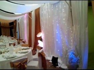Decoration salle mariage par Festidomi
