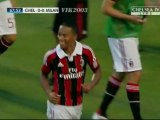 CHELSEA 0-1 AC MILAN Highlights 29.07.2012
