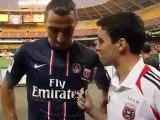 But Zlatan Ibrahimovic PSG vs DC United