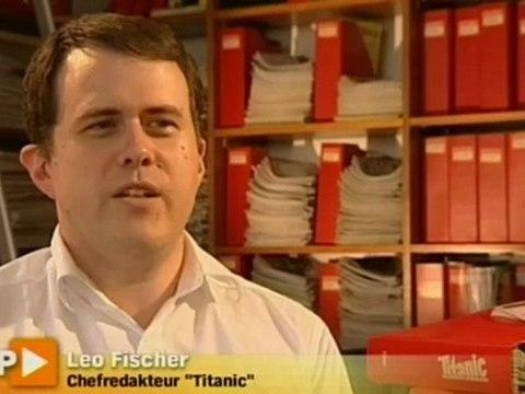 Der Papst auf der Titanic