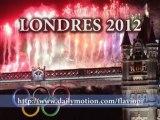 Londres 2012 - desfile delegacion argentina