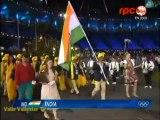 Mujer Misteriosa delegacion de la India Londres 2012 By TheValle323