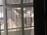 Syria فري برس درعا المحطة اشتباكات بمخفر المخيم 27 7 2012 ج1 Daraa