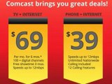 Comcast Cable TV in South Florida