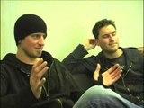 Nickelback 2006 interview -  Ryan Peake and Daniel Adair (part 5)