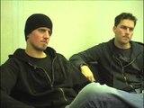 Nickelback 2006 interview -  Ryan Peake and Daniel Adair (part 7)