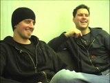 Nickelback 2006 interview -  Ryan Peake and Daniel Adair (part 6)