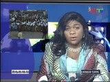 Meeting de Marien Ikama Ngouabi, candidat indépendant en ballotage à Ouenzé 2