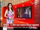 Sahib Biwi Aur Tv [News 24] 30th July 2012pt2
