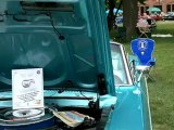 1968 Ford Mustang - Blue interior and exterior Mustang! Great classic car!