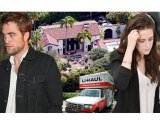 Robert Pattinson Or Kristen Stewart - Who Moved Out Of The Love Nest? - Hollywood Scoop