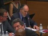 Question sur les vols de nuit à l'aéroport de Roissy Charles-de-Gaulle en commission du développement durable et de l'aménagement du territoire