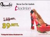 Kadınlartr-Türkiye'nin En Büyük ve En Güvenilir Alışveriş Sitesi-Ayakkabılarda Şok Fiyatlar