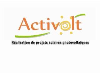 ACTIVOLT - Projets photovoltaïques - Le photovoltaïque !
