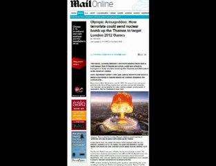 31jul12 Conspirationisme : attentat aux JO de Londres