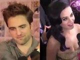 Robert Pattinson Turns to Katy Perry