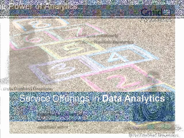 Gmid Analytics outsourcing( Data analytics, BFSI Analytics)