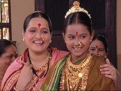 Traditional Celebrations In Marathi Serial Unch Maza Zoka En