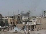 Deadly blasts hit Baghdad