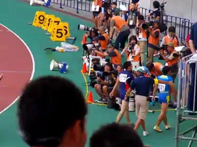 2012北信越かがやき総体(高校インターハイ) 陸上 男子400m 決勝