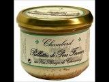 Produits du terroir et paniers garnis du Val de Loire, terrine de porc fermier