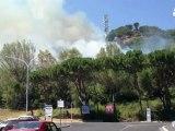 Italia tra incendi, secca Po e siccita'