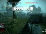 Epopée [Le Multijoueur] sur Battlefield Bad Company (Xbox 360)