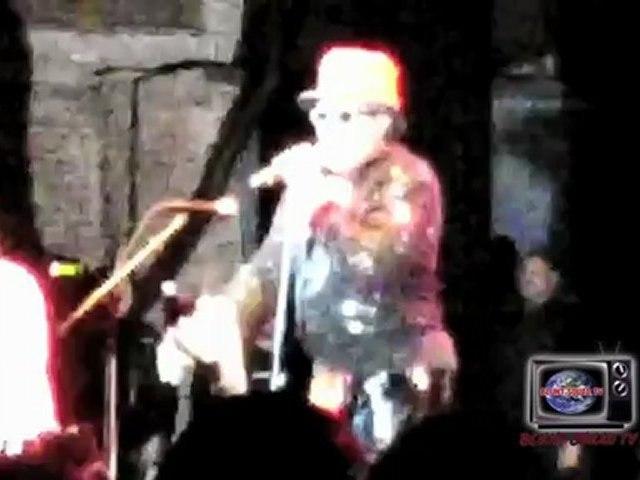 Blunt Squad TV - Cameo Performance @ 70's, 80's Throwback concert segment