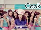 SNSD - LG Cyon 'Cooky' CF [MV]