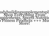 The Best BodyBuilding Supplements & Products Online. Online Supplements & Products For Bodybuilders.