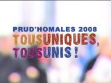 Tous unis, tous uniques ! Prud'hommes 2008 chap 1 - Janvier 2008 - Expression Directe CFTC