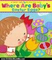 Children Book Review: Where Are Baby's Easter Eggs?: A Lift-the-Flap Book (Karen Katz Lift-the-Flap Books) by Karen Katz