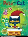 Children Book Review: Pete the Cat Saves Christmas by Eric Litwin, James Dean