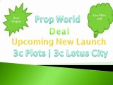 3c Plots,9910007460,3c Lotus City,3c New Plots,3c Plots Yamuna expressway
