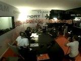 Tony Estanguet - Interview au  Studio RMC Club France.