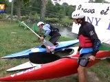 JO : Pau derrière Tony Estanguet, le triple champion de canoë