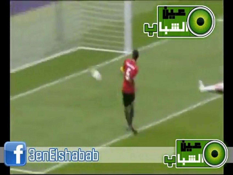 عين الشباب لندن 2012 مصر3-بيلاروسيا1