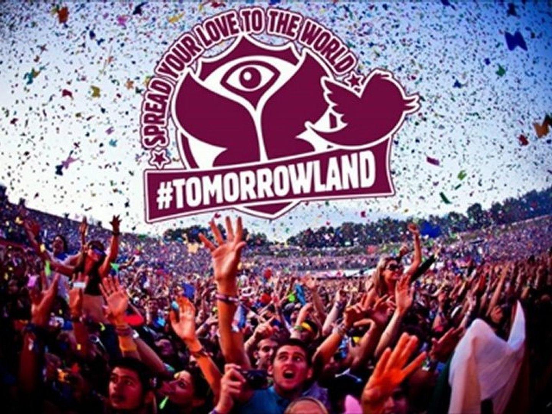 Dj NtS Tomorrowland 2012