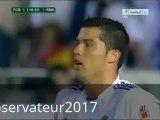 Cristiano Ronaldo Super Drible Contre Messi