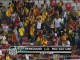 Atak, atak i jeszcze raz atak: Herediano - RSL
