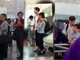 Ashton Kutcher and Mila Kunis Jet To Bali Together