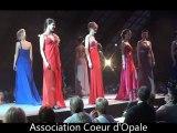 Miss Gravelines 2012 Candidates en robes du soir
