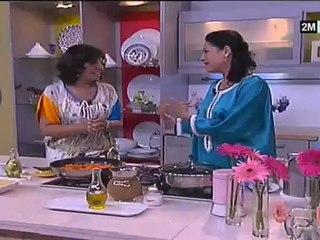 ramadan 2012 choumicha et mouna fettou recette de roti au four