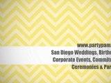 Professional San Diego Wedding & Events DJ! One Stop For Your San Diego Wedding Or Event!
