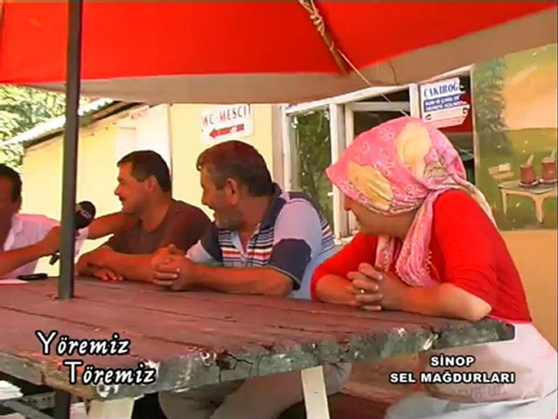 Yöremiz Töremiz - Tüsidef İftar Yemeği ve Sinop Sel Mağdurları 3.Bölüm