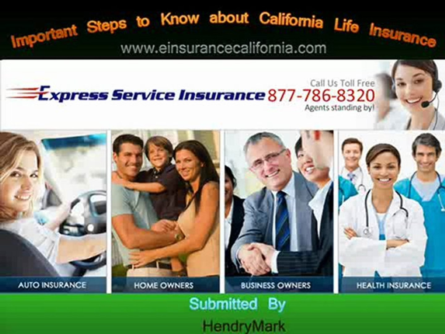 Important Steps to Know about California Life Insurance