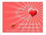 sevgililer günü restaurant, sevgililler günü restoran programları,sevgililer günü mekanları