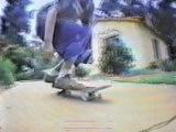 chute crash skate
