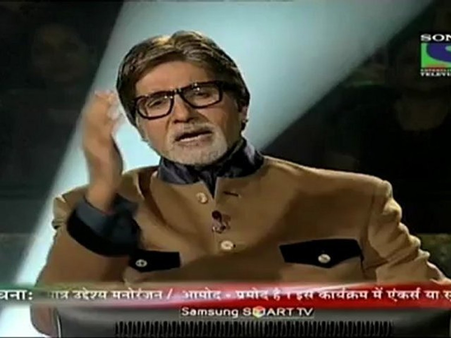 Amitabh comments-1