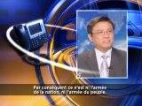 Le PCC insiste pour que le Parti commande aux fusils